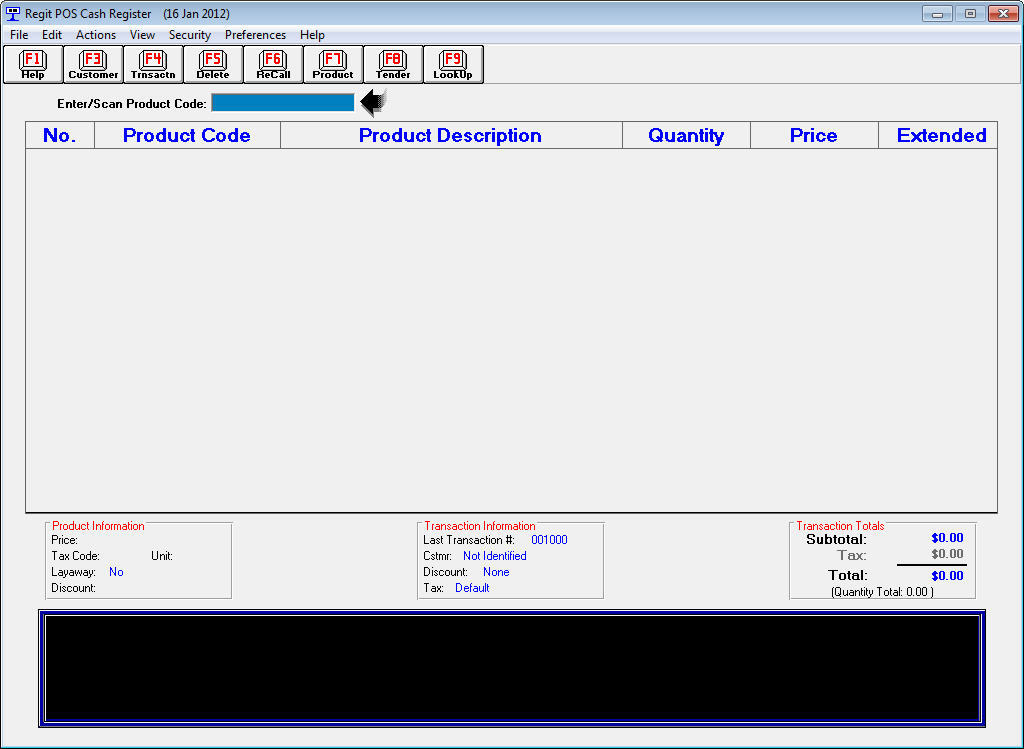 Regit POS  Get the software safe and easy