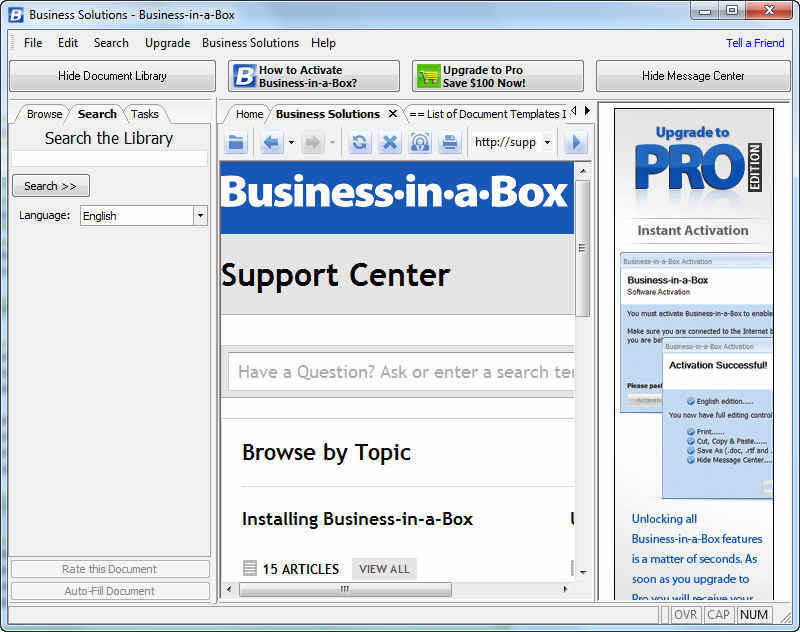 Business in a box 5.0.5 download