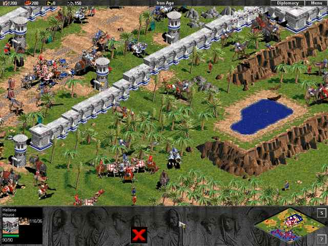 age of empires rise of rome download free