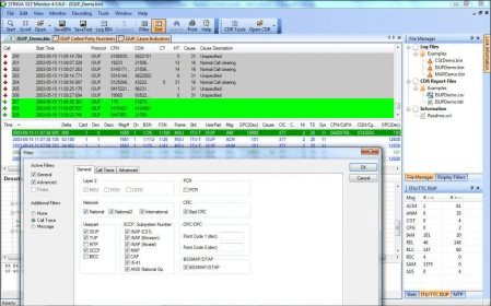 STINGA SS7 Monitor 4 5 Download (Free trial) - SS7Mon exe