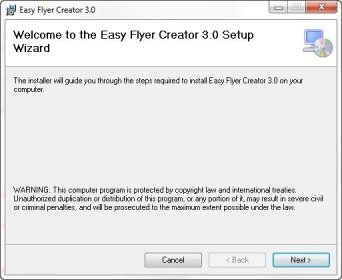 easy flyer creator 3 0 download free trial eflyers exe