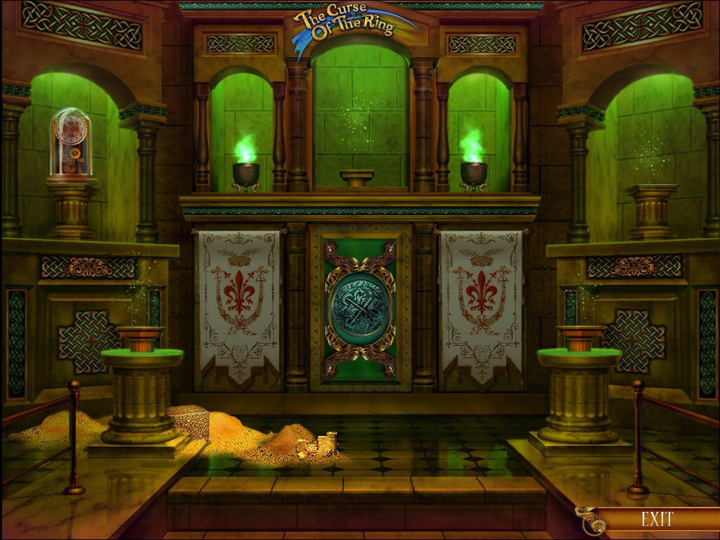 Treasure Screen