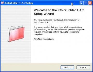 icolorfolder 1.4.2 gratis