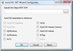 ObjectARX Wizards Download - It is used for exporting the