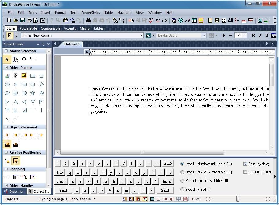 davkawriter for mac free download