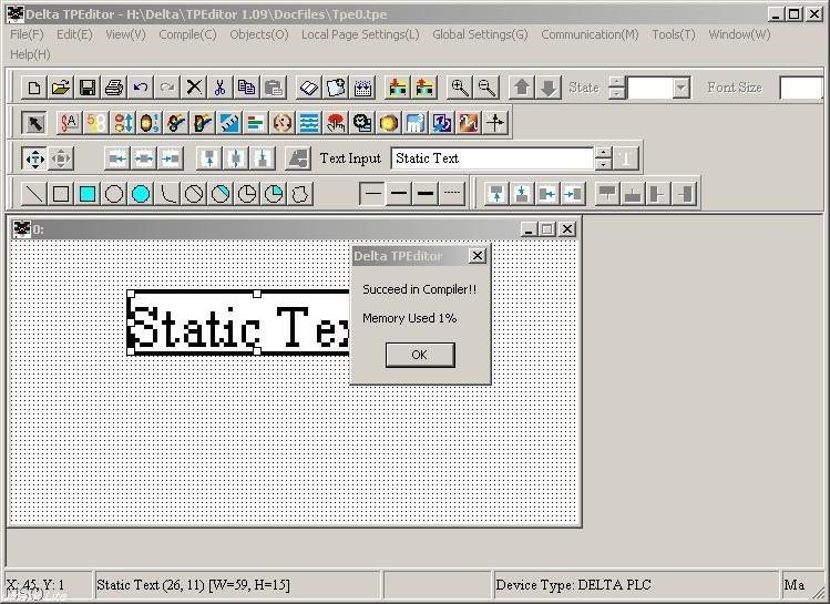 TPEditor 1 4 Download (Free) - TPEdt108 exe