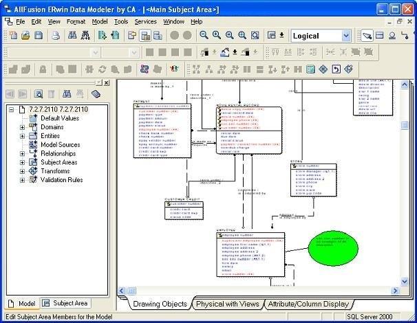 download ca erwin data modeler r7 3 free
