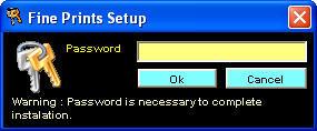 Password Requirment