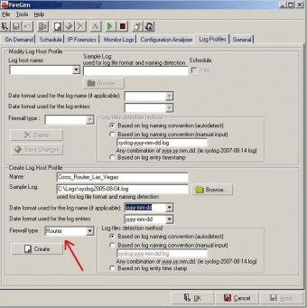 FireGen Log Analyzer 3 0 Download (Free trial) - FireGen30 exe
