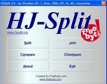 HJSPLIT 2.3 TÉLÉCHARGER