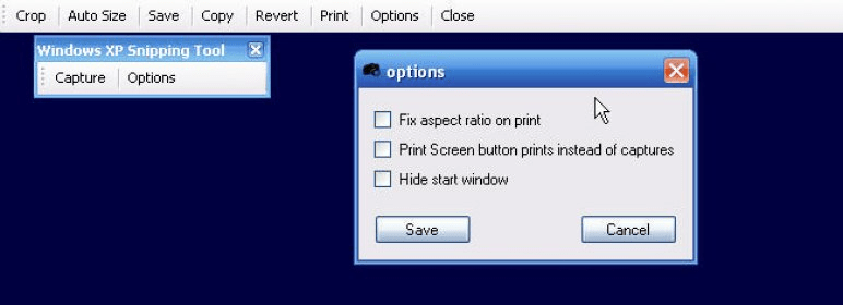 XP Snipping Tool 1 0 Download (Free) - SnippingTool exe