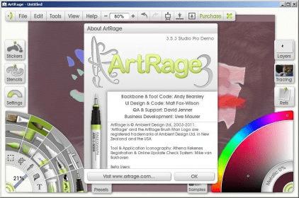 artrage free demo