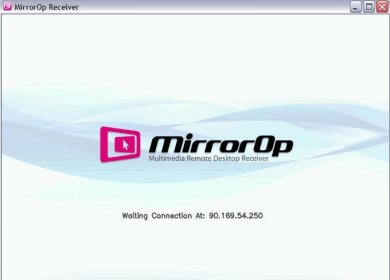 how to use mirrorop receiver