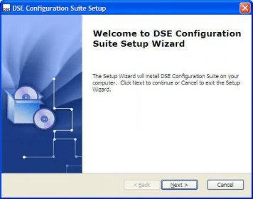 DSE Configuration Suite Download - This suite allows the Controller