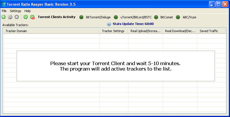 Torrent Ratio Keeper  Get the software safe and easy