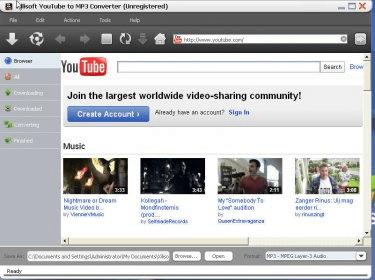 xilisoft youtube to mp3