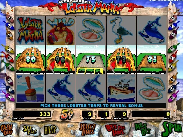 Masque Igt Slots Lucky Larry S Lobstermania 1 0 Download Free