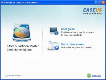 easeus partition manager iso