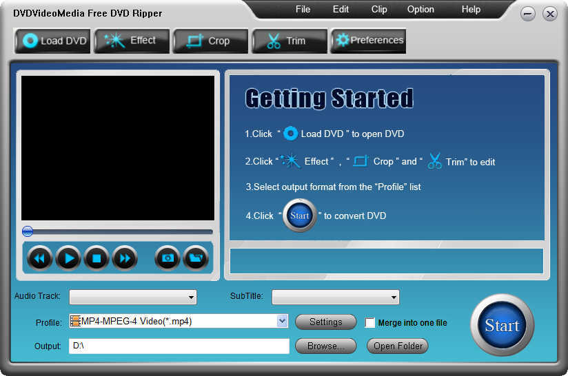 dvdvideomedia free video converter 2.6 0
