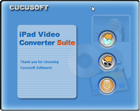 Cucusoft DVD to iPad + iPad Video Converter Suite  Get the software safe  and easy