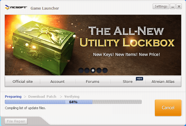 NCsoft Launcher 1 5 Download (Free) - NCLauncher exe