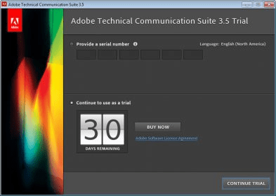 adobe technical communication suite