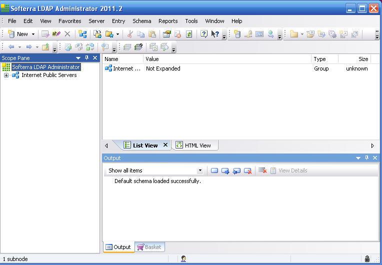 softerra ldap administrator 3.5