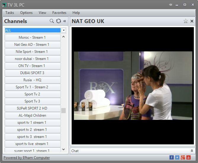 TV 3L PC Download (Tv 3l PC exe)