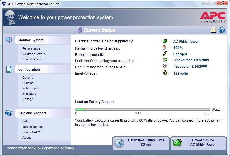 PowerChute Personal Edition Download - Easy-to-use, safe system