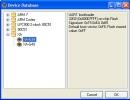 Device database