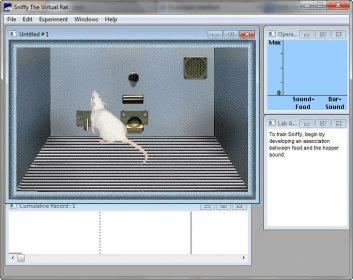 programa sniffy the virtual rat