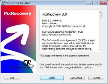 pixrecovery 10 full crack