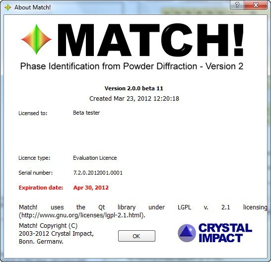 Match!  Get the software safe and easy