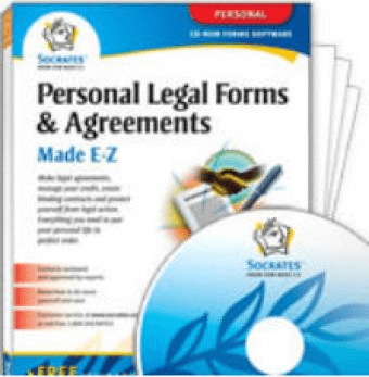 Socrates Media Personal Legal Forms And Agreements Download Make - Socrates legal forms