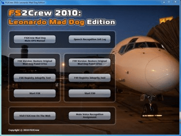 FS2Crew: MadDog Voice Commander Edition Download Free