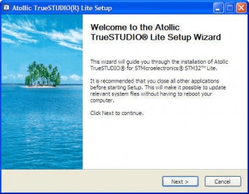 Atollic TrueSTUDIO for STMicroelectronics STM32 Lite Download