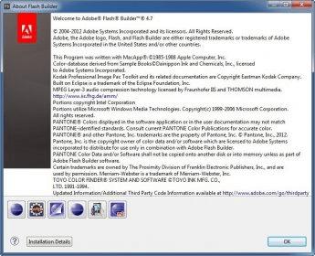 flash builder premium 4.5