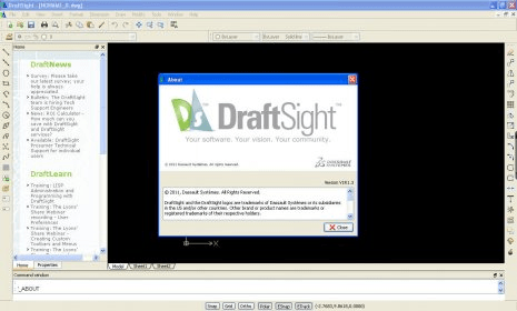 DraftSight 8 3 Download (Free) - DraftSight exe