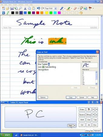 Descargar gratis windows journal viewer.