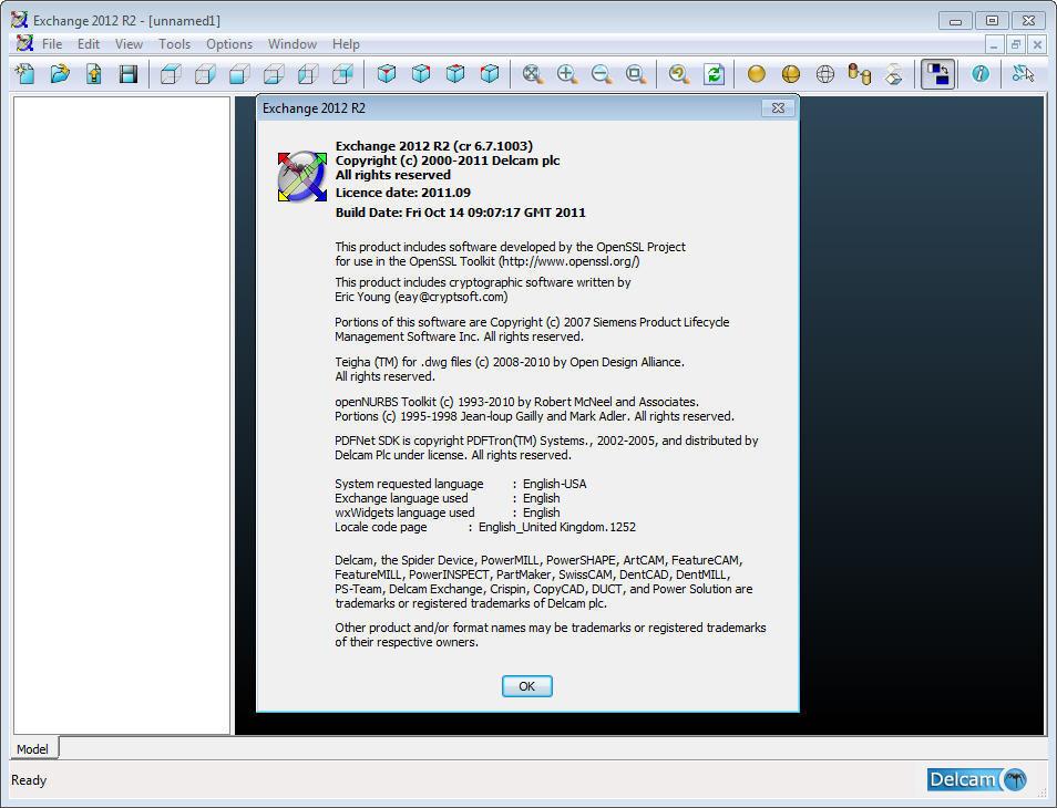 Delcam Exchange 2012 R2 6 7 Download (Free) - sdx exe