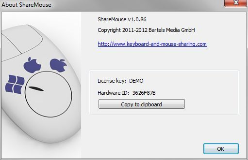 About ShareMouse