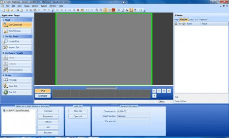 Cognex In-Sight Software 4 8 Download - In-Sight Explorer exe