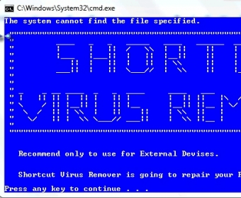 GRATUIT V2.1(BETA).RAR TÉLÉCHARGER VIRUS SHORTCUT REMOVER