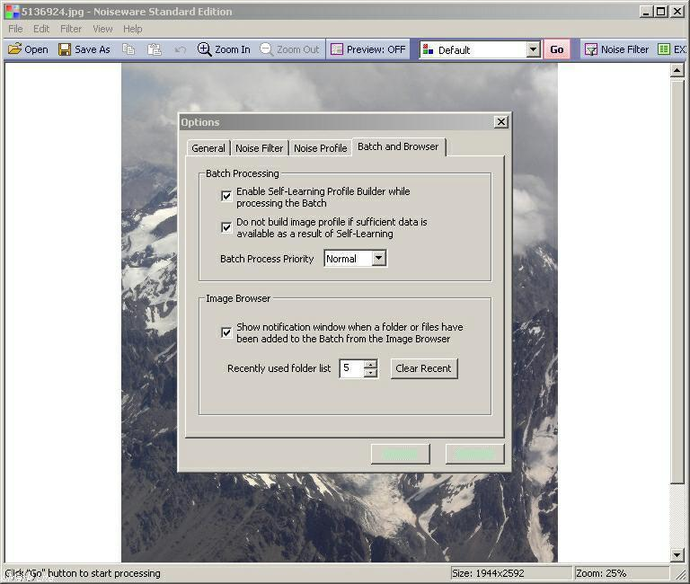 Noiseware Standard Edition  Get the software safe and easy