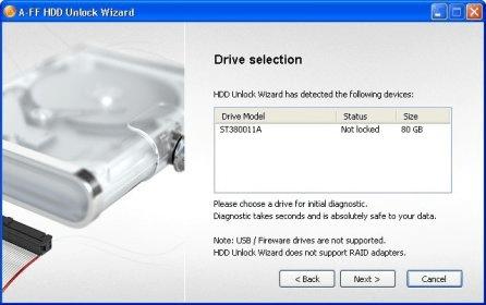 hdd unlock wizard 64 bit