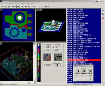 CNC-SIMULATOR 4 5 Download (Free) - CncSimulator exe