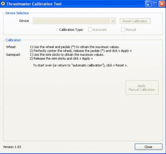 Thrustmaster Calibration - Software Informer  It allows you
