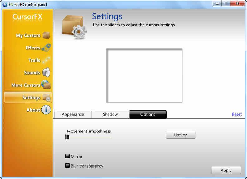 CursorFX - Software Informer  Cursor FX is a program which