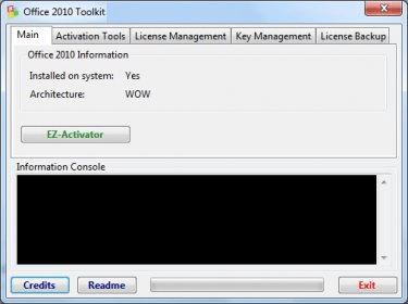 ms office 2010 toolkit and ez-activator 2.0.1