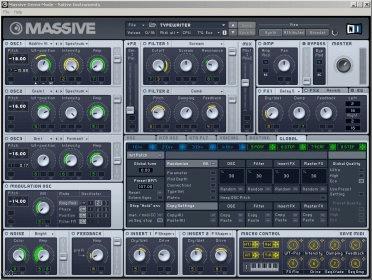Native Instruments Massive 1 0 Download - Massive exe